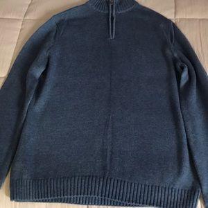 Mens Croft & Barrow sweater size large